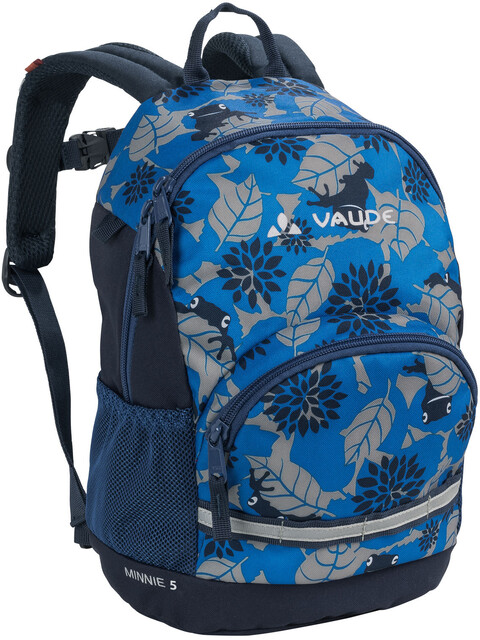 VAUDE Minnie 5 Backpack Kids radiate blue